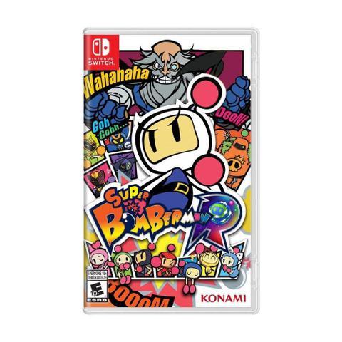 Imagem de Switch Super Bomberman R
