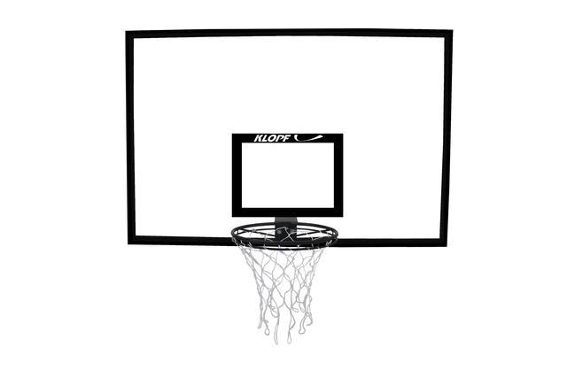 Imagem de Tabela de basquete juvenil