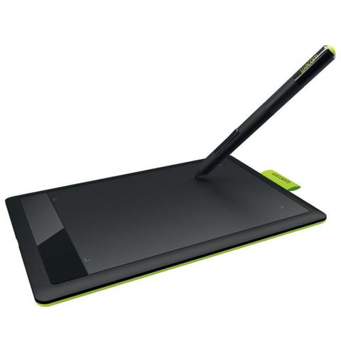 Imagem de Tablet - 152 x 95mm - Mesa digitalizadora One By Wacom CTL471L - Preto