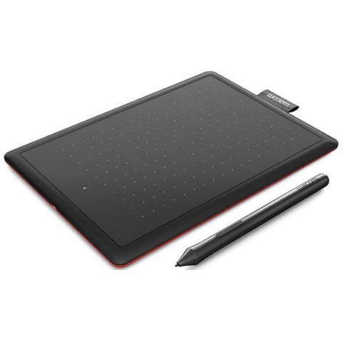 Imagem de Tablet - 152 x 95mm - Mesa digitalizadora One By Wacom CTL472 - Preto