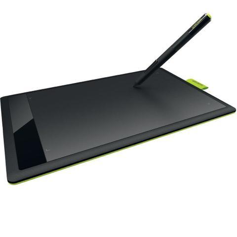 Imagem de Tablet - 216 x 135mm - Mesa digitalizadora One By Wacom CTL671L - Preto