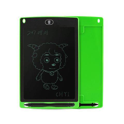 Imagem de Tablet Desenho Escrita Anotações Apaga Sozinho 8.5 Polegadas LCD Caneta Bateria