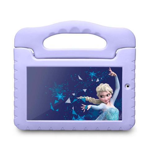 Imagem de Tablet Disney Frozen NB315 Plus Wi Fi Tela 7 Pol. 16GB Quad Core Multilaser