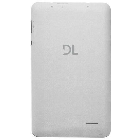 Imagem de Tablet DL Creative Tab Branco com Tela 7, 8GB, Câmera,Wi-Fi, Android 7 , Quad Core de 1.3 GHz