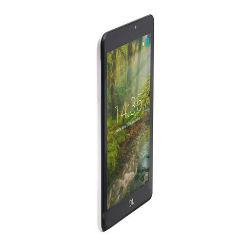 Imagem de Tablet DL Futura T8, Tela 7, 8GB, Câmera, Wi-Fi, Android 7.1 e Processador Quad Core de 1.2 Ghz
