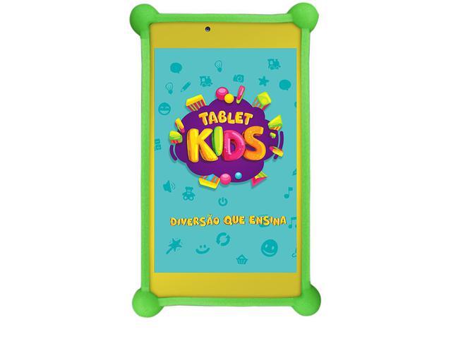 """Imagem de Tablet DL Kids TX394BBV 8GB 7"""" Wi-Fi Android 7.1.2"""