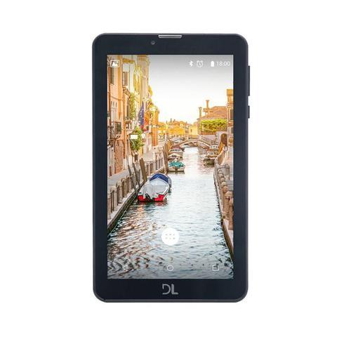 Imagem de Tablet DL Mobi Tela 7 3G Preto TX384 Dual Chip