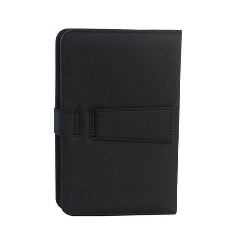 "Imagem de Tablet DL Office Tab Plus QuadCore 7""8GB/1GB WiFi Android, Branco e Capa protetora c/ teclado preto"