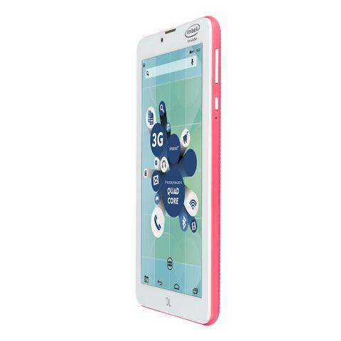 Imagem de Tablet DL Social Phone 700 - Faz e Recebe Ligações, com Tela 7, 8GB,  Android 5 Intel Atom de 1.2GHz
