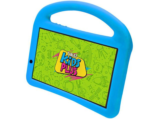 Imagem de Tablet Infantil DL Kids Plus com Capa 8GB 7""