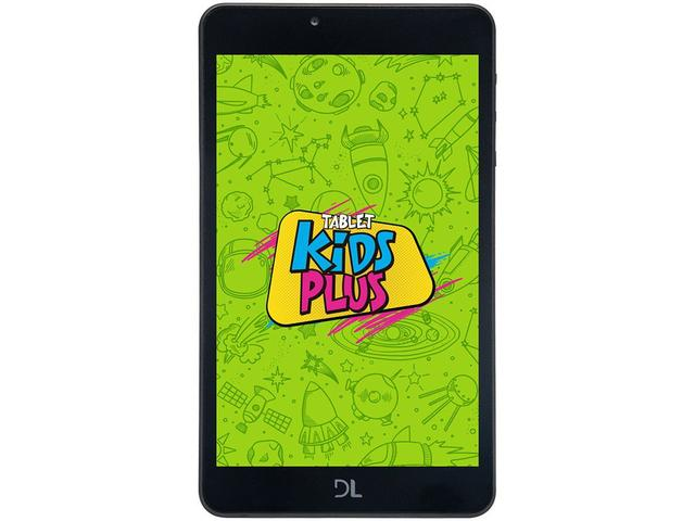 "Imagem de Tablet Infantil DL Kids Plus com Capa 8GB 7"""