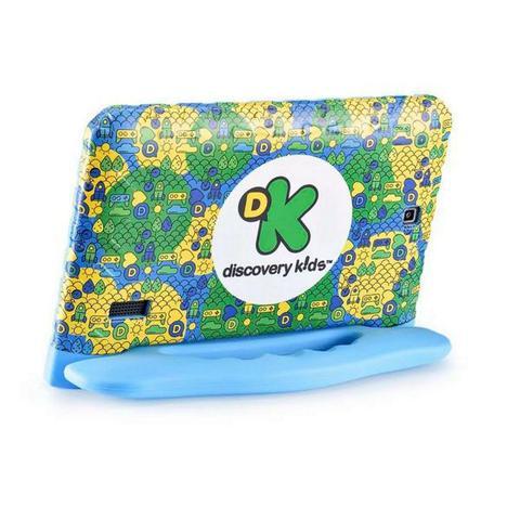 Imagem de Tablet infantil Multilaser Discovery Kids 16GB Tela 7 Pol.