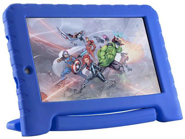 Imagem de Tablet Infantil Multilaser Vingadores Plus