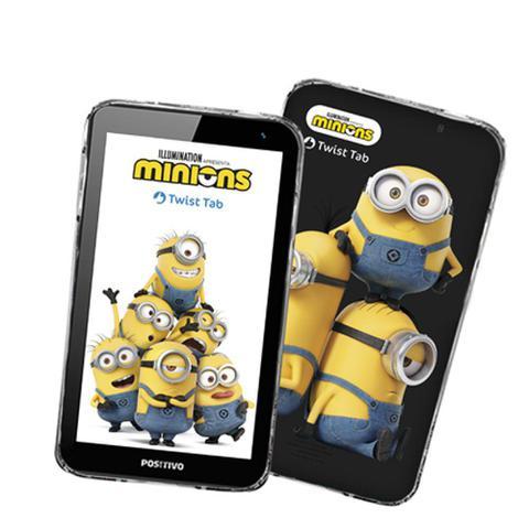 Imagem de Tablet Infantil Positivo Minions 32G Memoria