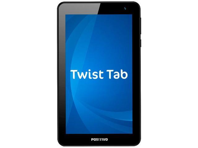 Imagem de Tablet Infantil Positivo Twist Tab Kids T770KB