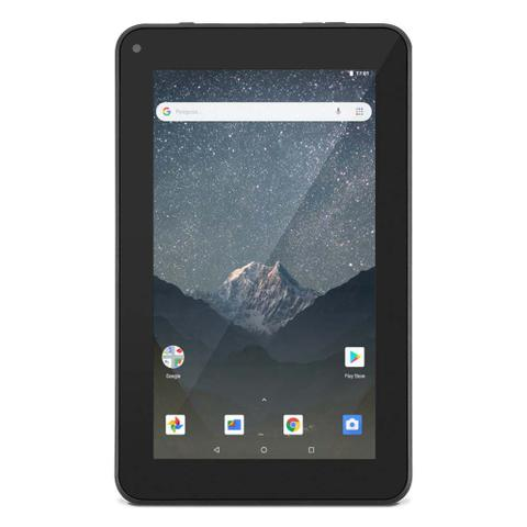 Imagem de Tablet Mirage 45T Quad Core 7 Pol. Android 8.1 Wi-fi Bluetooth 1GB 16GB Frontal 1.3MP - 2014