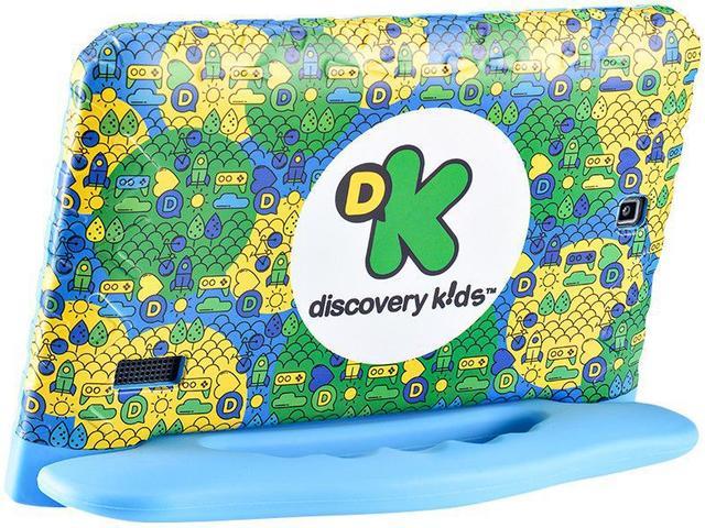 """Imagem de Tablet Multilaser Discovery Kids 8GB 7"""" Wi-Fi"""