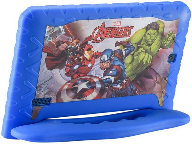 Imagem de Tablet Multilaser Disney Avengers Plus 8GB 7""