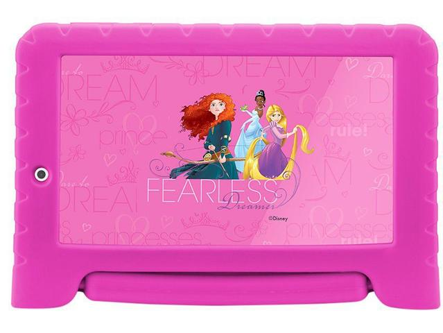 Imagem de Tablet Multilaser Disney Princesas Plus 8GB 7 ""