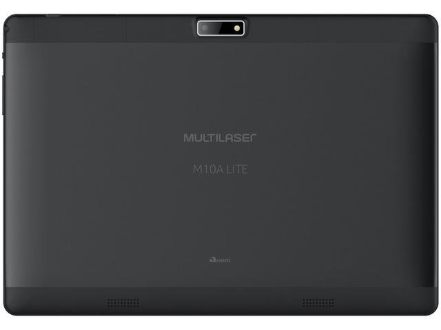 """Imagem de Tablet Multilaser M10A Lite 8GB Tela 10"""" 3G"""