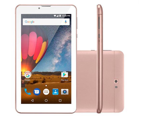 Imagem de Tablet Multilaser M7 3G Plus 8GB 7 Wi-Fi