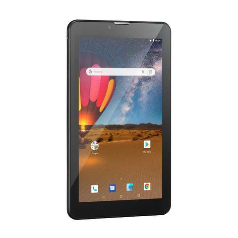 Imagem de Tablet Multilaser M7 3G Plus Dual Chip Quad Core 1 GB de Ram Memória 16 GB Tela 7 Polegadas Preto - NB304