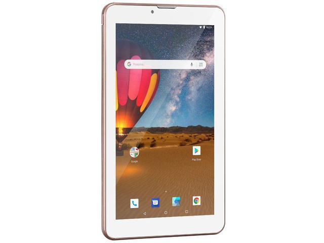 """Imagem de Tablet Multilaser M7 3G Plus NB305 16GB 7"""""""