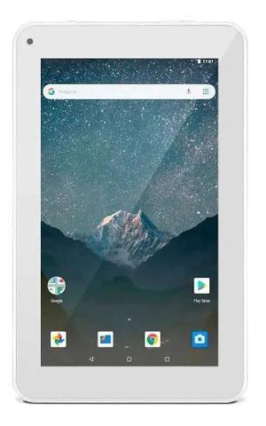 Tablet Multilaser M7s Go Nb317 Branco 16gb Wi-fi