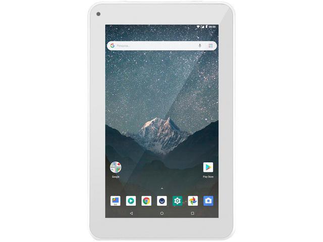 """Imagem de Tablet Multilaser M7s Lite NB297 8GB 7"""" Wi-Fi"""