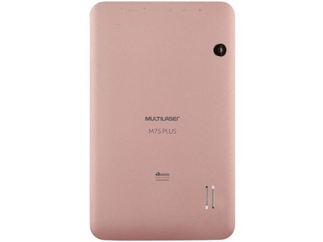 Imagem de Tablet Multilaser M7S Plus 8GB 7 Wi-Fi
