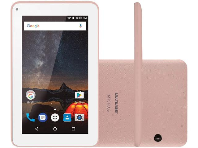 Imagem de Tablet Multilaser M7S Plus 8GB 7 Wi-Fi
