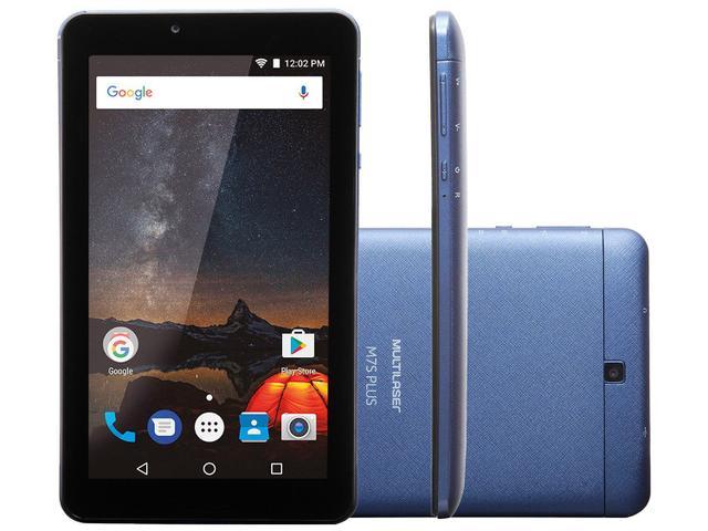 "Imagem de Tablet Multilaser M7S Plus 8GB 7"" Wi-Fi"
