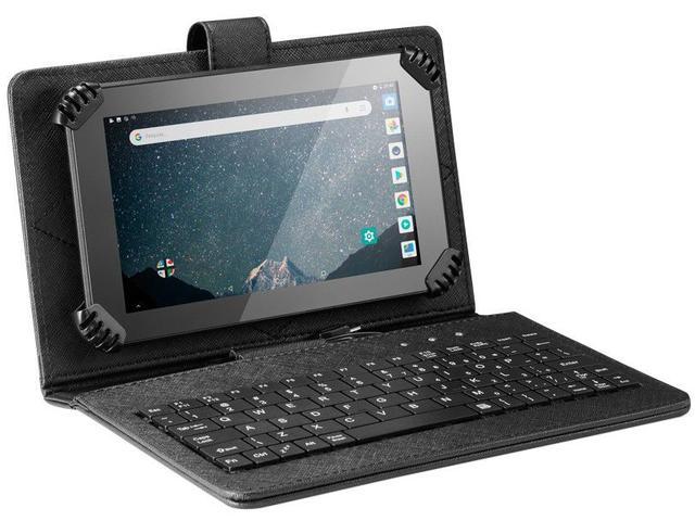 "Imagem de Tablet Multilaser M7S Plus com Teclado 8GB 7"""