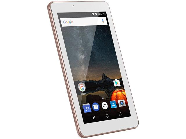 "Imagem de Tablet Multilaser M7s Plus NB300 16GB 7"" Wi-Fi"