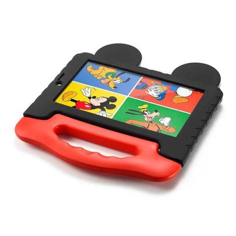 Imagem de Tablet Multilaser Mickey Plus com Capa 16GB NB314
