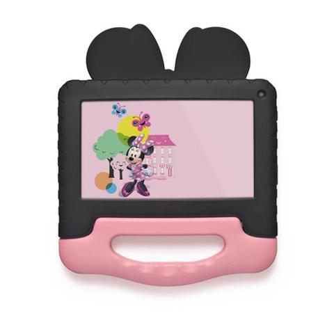 Tablet Multilaser Minnie Mouse Nb340 Preto 16gb Wi-fi