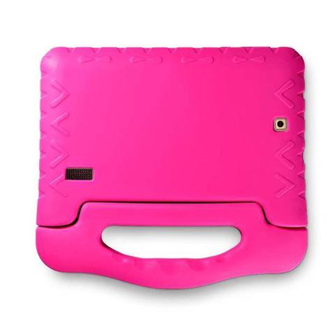 Imagem de Tablet Multilaser NB292 Kid Pad 3G Plus 1GB Ram 16GB Quad Core Android 8.1 Oreo Rosa