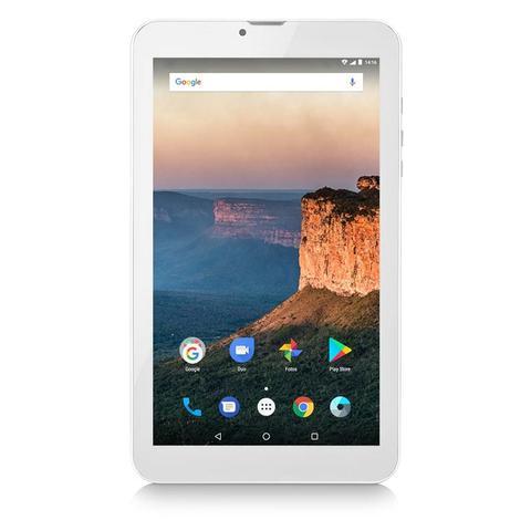 Tablet Multilaser M9 Nb284 Prata 8gb 3g