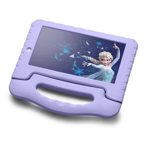 Imagem de Tablet Multilaser Tela 7 Disney Frozen Plus 1GB RAM 16GB NB315