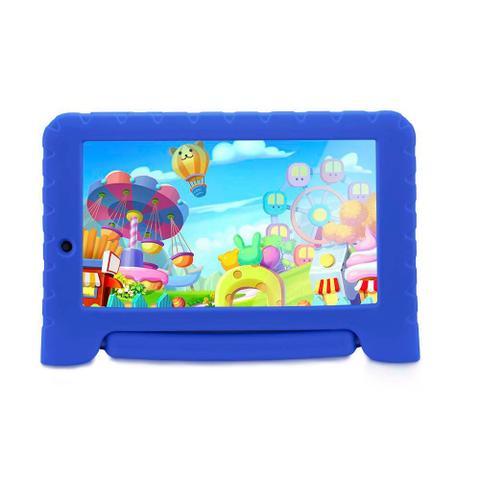 Tablet Multilaser Kids Pad Nb278 Azul 8gb Wi-fi