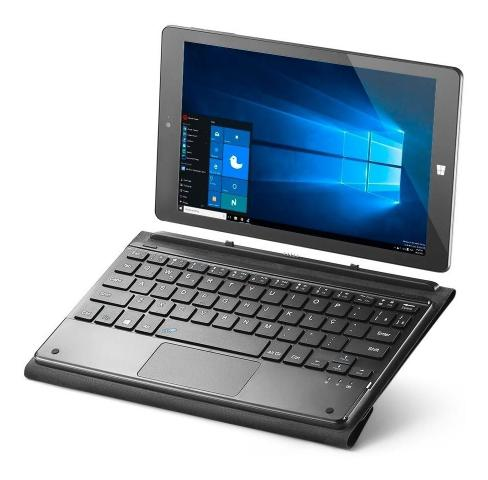 Imagem de Tablet Notebook Híbrido Windows 8,9 Polegadas com Teclado
