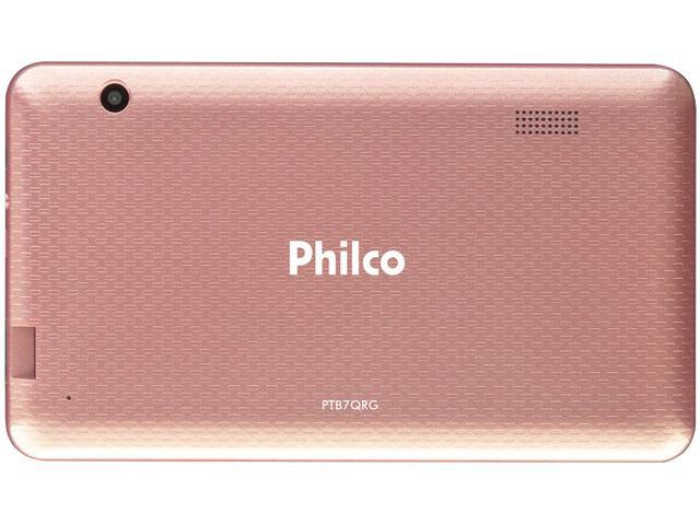 """Imagem de Tablet Philco PTB7QRG 8GB 7"""" Wi-Fi"""
