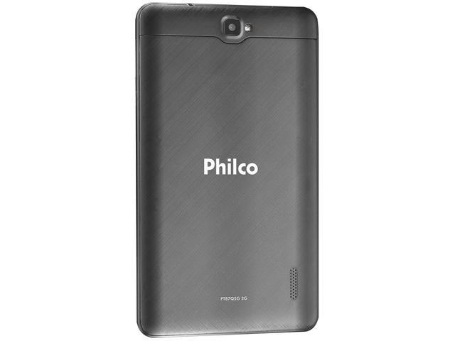 """Imagem de Tablet Philco PTB7QSG 8GB 7"""" 3G Wi-Fi Android 8.1"""