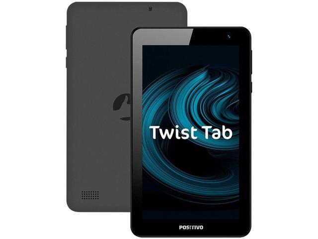 Tablet Positivo Twist T770 Cinza 32gb Wi-fi