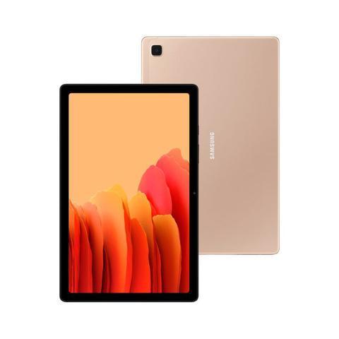 Tablet Samsung Tab A7 T505 Dourado 64gb 4g