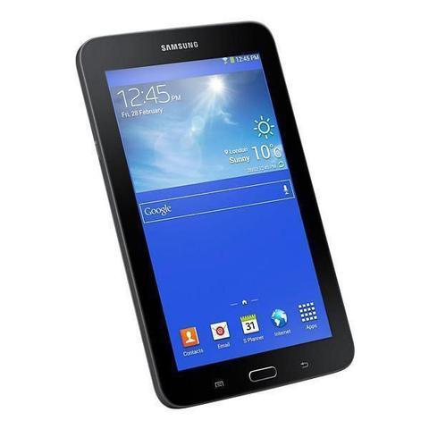 Imagem de Tablet Samsung Galaxy Tab 3 Lite SM-T116 8GB Tela de 7 2MP 3G OS - Preto