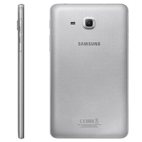 Imagem de Tablet Samsung Galaxy Tab A Sm-T285 8gb Lte Wifi Ss 7.0 5/2mp  Prata