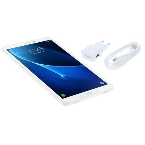 Imagem de Tablet Samsung Galaxy Tab A Sm-T585 32gb Lte Wi-Fi 1sim Tela 10.1  Branco