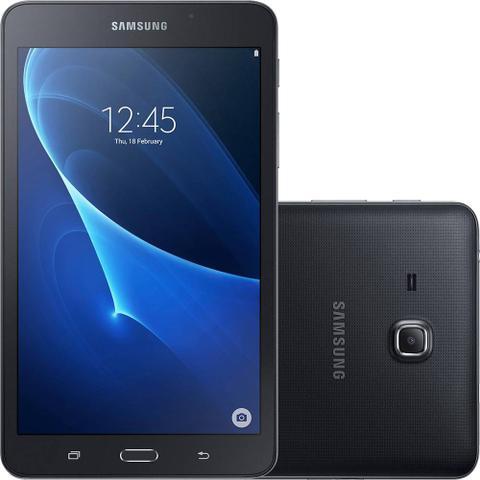 Imagem de Tablet Samsung Galaxy Tab A T285 8GB 4G Tela 7 Android Quad-Core - Preto