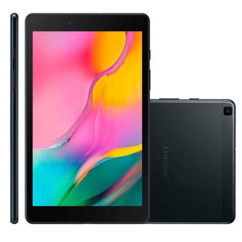 "Imagem de Tablet Samsung Galaxy Tab A T295 32GB 8"" 4G - Android 9.0 Quad-Core Câm. 8MP"